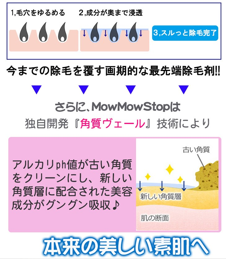 Mow mow STOP(モウモウストップ)