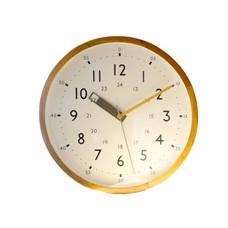 掛け時計 ストゥールマン サンセットキャメル  BIMAKES