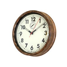 HANFORD WALL CLOCK 【3color】