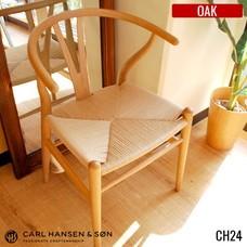 CH24 Y-CHAIR オーク CARL HANSEN & SON