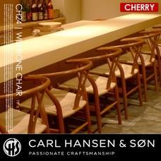 CH24 Y-CHAIR チェリー CARL HANSEN & SON