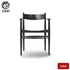 CH37 OAK CARL HANSEN & SON
