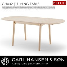 CH002 ダイニングテーブル BEECH CARL HANSEN & SON