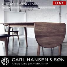 CH002 ダイニングテーブル OAK CARL HANSEN & SON
