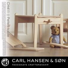 CH411 peters table CARL HANSEN & SON