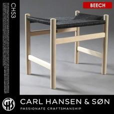 CH53ビーチスツール CARL HANSEN & SON