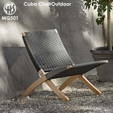 MG501 CUBA CHAIR OUTDOOR CARL HANSEN & SON