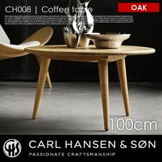 COFFEE TABLE CH008オーク φ100cm CARL HANSEN & SON