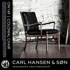 COLONIAL CHAIR OW149 CARL HANSEN & SON