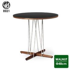 E021 EMBRACE LOUNGE TABLE 48cm WN CARL HANSEN & SON