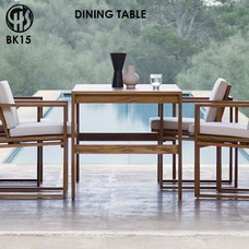 BK15 DINING TABLE CARL HANSEN & SON
