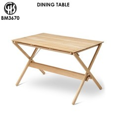 BM3670 DINING TABLE CARL HANSEN & SON