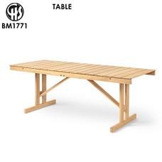 BM1771 TABLE CARL HANSEN & SON