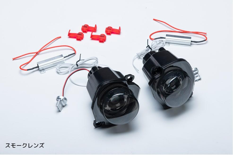 プラチナ LEDフロントウインカーランプ for ジムニー JB64/JB74
