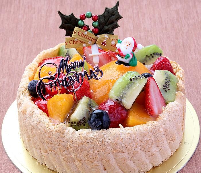 クリスマスケーキ・パティスリー『TakaYanai』X'mas フルーツケーキ