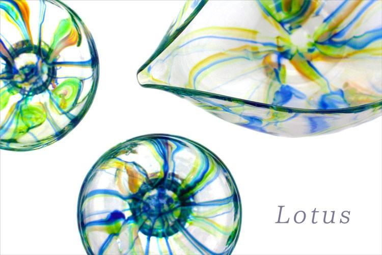 SAIZOU GLASS LABO Lotus (ロータス)