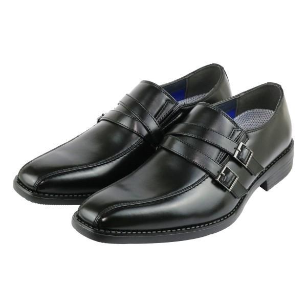 ビジネスシューズ 通気性 メンズ 2足選んで6,380円 蒸れない 2足セット 福袋 革靴 紳士靴 ARUKOKA|bizakplus|25
