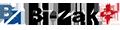 ビジネスシューズの店 Bi-Zak PLUS ロゴ