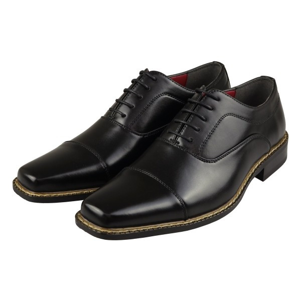 ビジネスシューズ メンズ 防水 防滑 3E 2足選んで6,380円 革靴 紳士靴 雨用 TAKEZO 2足セット 福袋|bizakplus|25