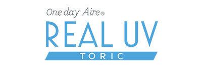 REAL TORIC UV リアルUV トーリック