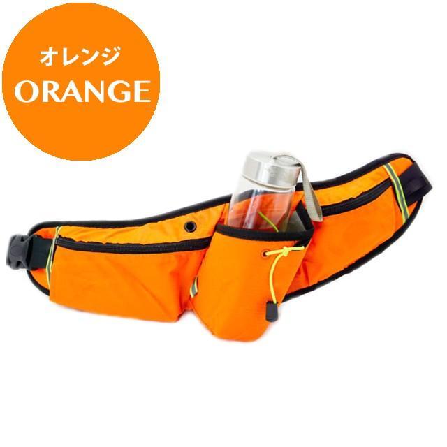 ランニングポーチ ペットボトル ホルダー ウェスト バッグ ポーチ ドリンク ボトル ポシェット 2Way|bloomheart-store|15