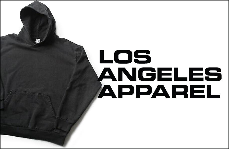 LOS ANGELES APPAREL,ロサンゼルスアパレル
