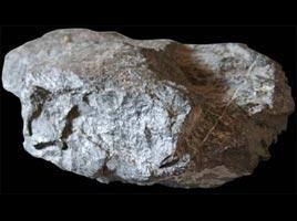 ブラックシリカ原石