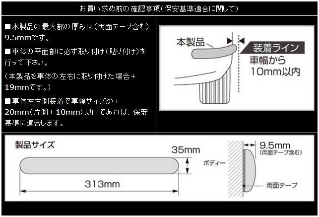 JDMボディーワークプロテクター