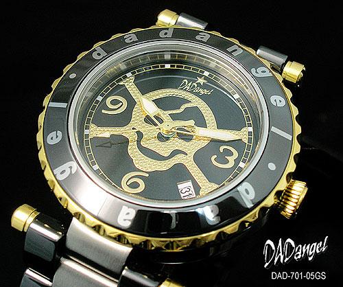 DADangel(ダッドエンジェル)メンズ腕時計 DAD701-05GS