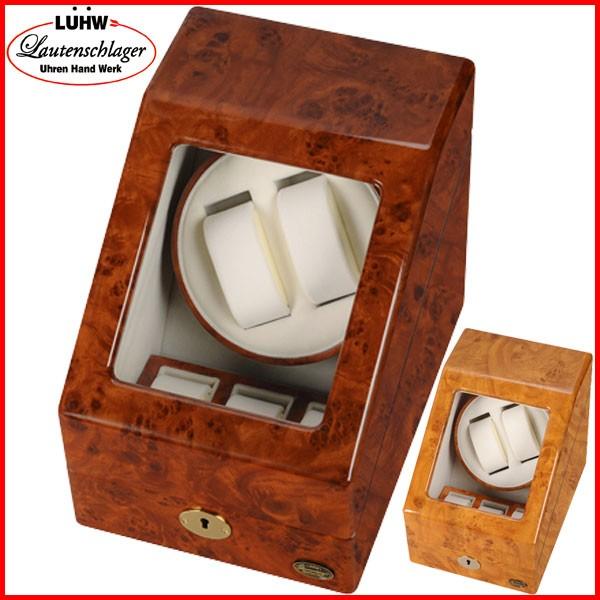 エスプリマ社製 LED付き2連ワインディングマシーンです。