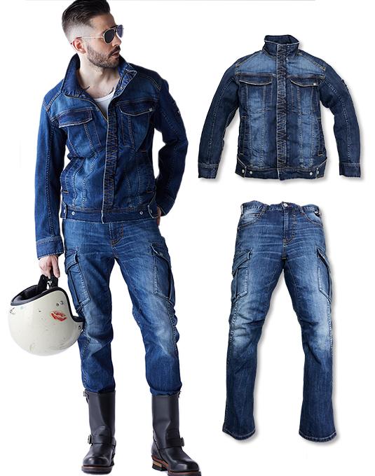 ファッション×バイク×機能的なGTセットアップ