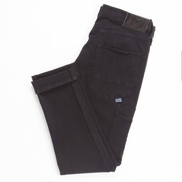 セール カーゴパンツ メンズ タイトテーパード(スキニー/スリム) BMC ストレッチ ベージュ/アーミーグリーン/ブラック(黒) S-L|bmc-tokyo|14
