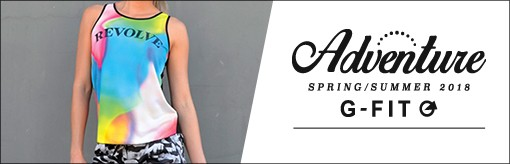 G-FIT springcollection