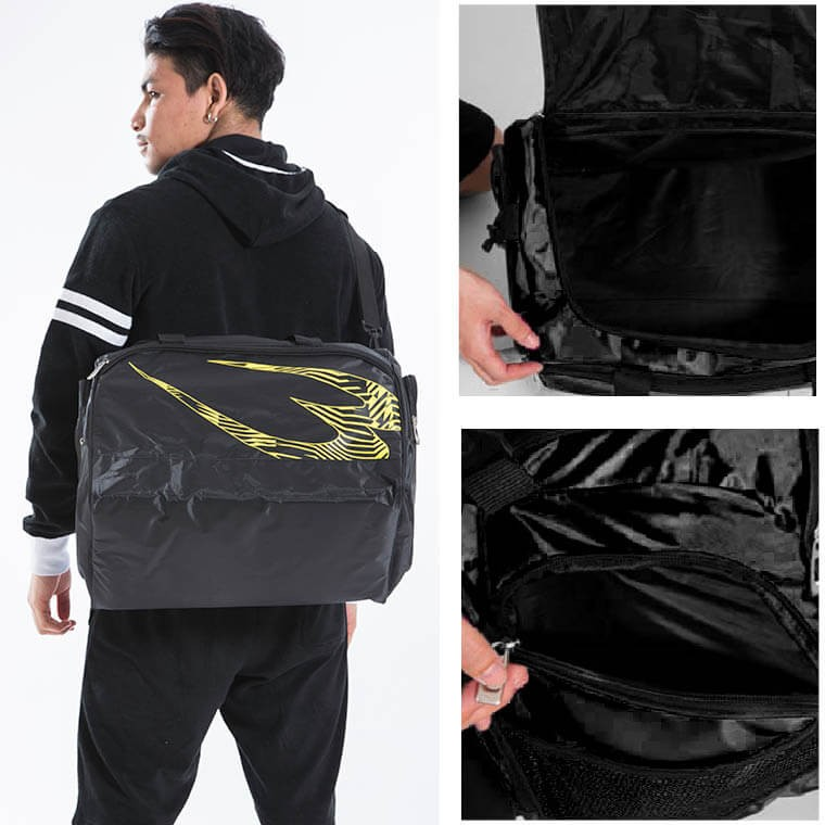 スポーツジムユースバッグ2