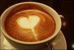 コーヒー豆は深煎り