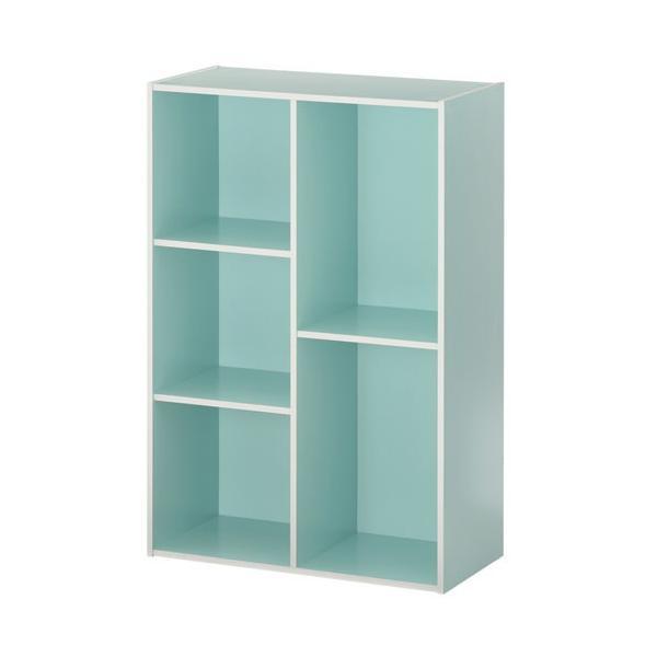 オープンシェルフ 木製 白 ラック スリム 本棚 収納棚 カラーボックス シェルフ 3段 2段 おしゃれ A4 黒 コミック 二段 三段 収納ボックス 省スペース|bon-like|21