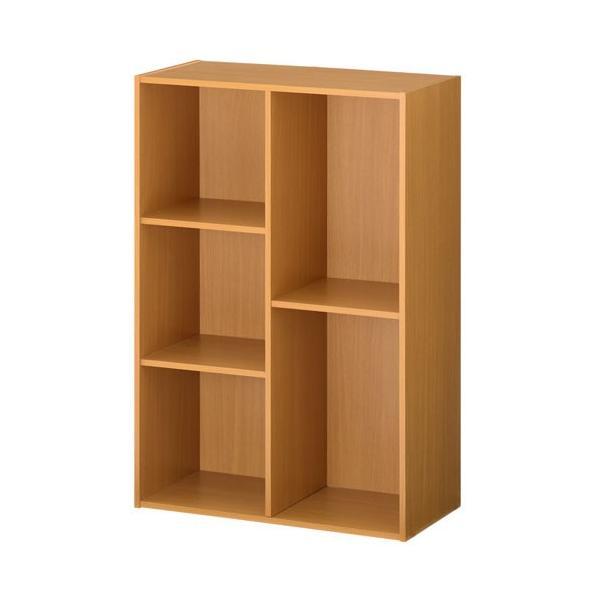 オープンシェルフ 木製 白 ラック スリム 本棚 収納棚 カラーボックス シェルフ 3段 2段 おしゃれ A4 黒 コミック 二段 三段 収納ボックス 省スペース|bon-like|17