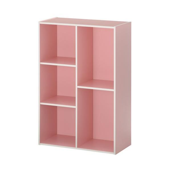 オープンシェルフ 木製 白 ラック スリム 本棚 収納棚 カラーボックス シェルフ 3段 2段 おしゃれ A4 黒 コミック 二段 三段 収納ボックス 省スペース|bon-like|22