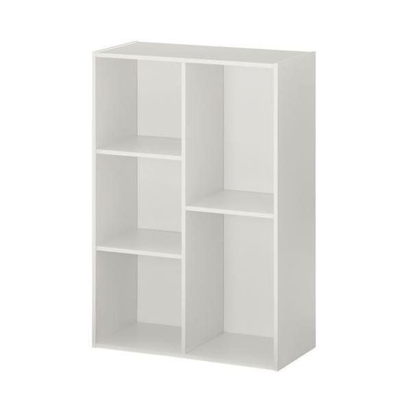 オープンシェルフ 木製 白 ラック スリム 本棚 収納棚 カラーボックス シェルフ 3段 2段 おしゃれ A4 黒 コミック 二段 三段 収納ボックス 省スペース|bon-like|23