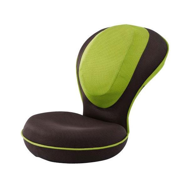 【ポイント10倍】 座椅子 座いす 座イス ストレッチ リクライニング おしゃれ 北欧風 送料無料|bon-like|07