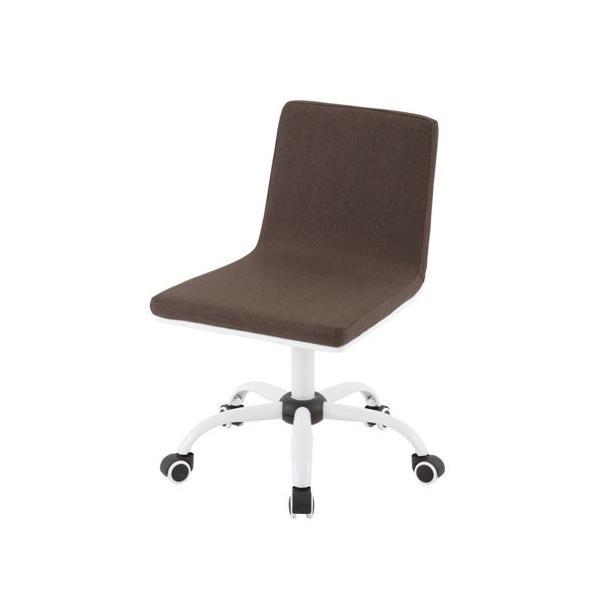 オフィスチェア おしゃれ パソコンチェア ミドルバック デザイン デスク用 PC OA 椅子 イス いす キャスター付き|bon-like|26