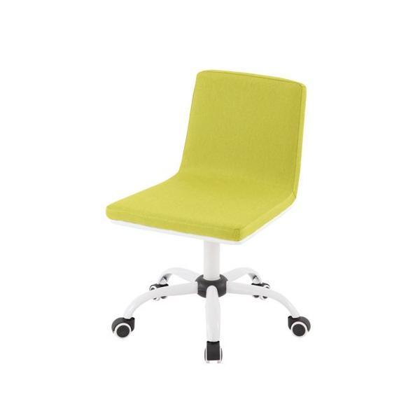 オフィスチェア おしゃれ パソコンチェア ミドルバック デザイン デスク用 PC OA 椅子 イス いす キャスター付き|bon-like|23