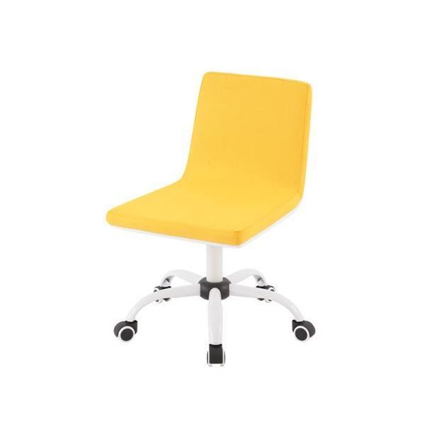 オフィスチェア おしゃれ パソコンチェア ミドルバック デザイン デスク用 PC OA 椅子 イス いす キャスター付き|bon-like|22