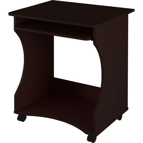 パソコンデスク オフィスデスク PCデスク パソコンラック シンプル 省スペース 木製 コンパクト サイドテーブル キャスター付き おしゃれ 収納 幅60|bon-like|22