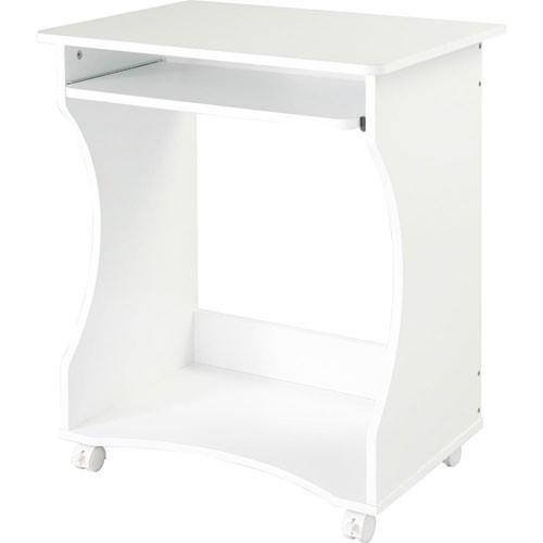 パソコンデスク オフィスデスク PCデスク パソコンラック シンプル 省スペース 木製 コンパクト サイドテーブル キャスター付き おしゃれ 収納 幅60|bon-like|26