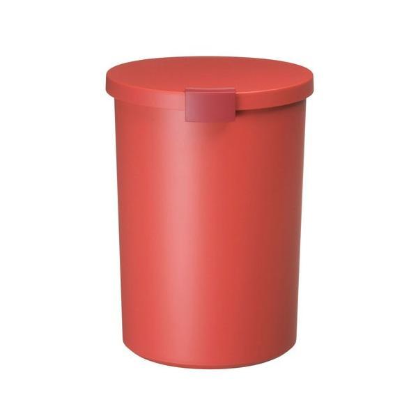 ゴミ箱 ごみ箱 ダストボックス キッチン 日用品 オフィス 玄関 エントランス おしゃれ リビング 蓋付き 密閉 ゴムパッキン 日本製|bon-like|11