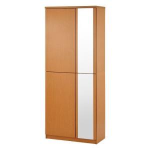日本製 下駄箱 シューズボックス ラック ブーツスタンド 可動棚 幅75cm 56足収納 ハイタイプ 木製 玄関 通気性 安心 安定 物置き 国産 国内製品 日本産|bon-like|10