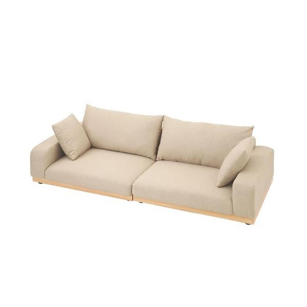 ソファー ソファ カウチソファ 寝椅子 シェーズロング ローソファ フロアソファ ロータイプ おしゃれ 北欧 モダン おすすめ クッション付き|bon-like|23