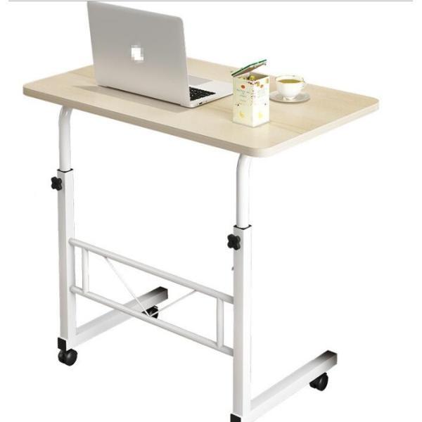 折りたたみテーブル サイドテーブル 軽い 安い 小さい 高さ調整 角度調節 パソコン ベッド デスク 昇降 ホワイト 作業台 介護用品 ミニ コンビニエンステーブル|bonito|16