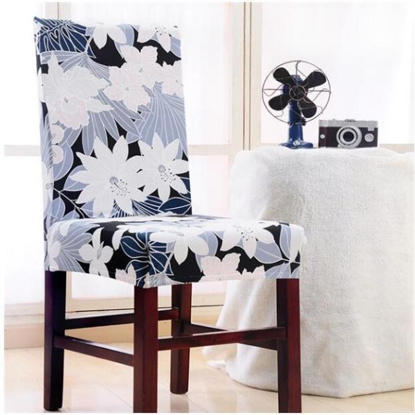 年末セール 2枚組 椅子フルカバー 座椅子カバー ジャガード ジャガード織りフィットタイプ 椅子フルカバー 座椅子カバーしっかり|bonito|16